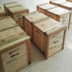 Portable Laser Printer Shipment