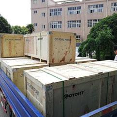 Fly Laser Printer Shipment